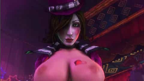 Borderlands Mad Moxxi Hentai porn video dick